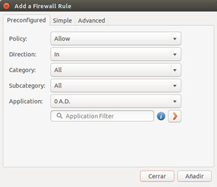 Teaching How to Install and configuring Firewall (GUFW) in Ubuntu