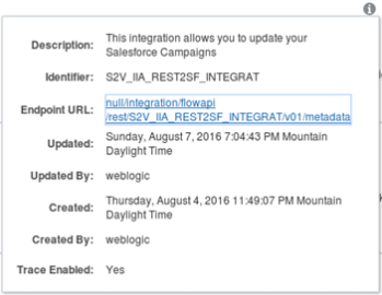 Teaching how to integrate Salesforce with ICS – RedThunder Blog