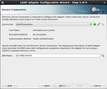Teaching how to use the Oracle LDAP Adapter – RedThunder Blog