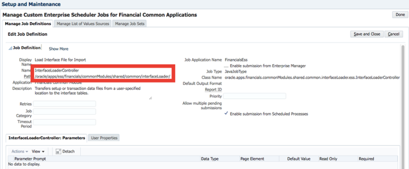 Automate ERP Cloud Batch Uploads using Oracle MFT and
