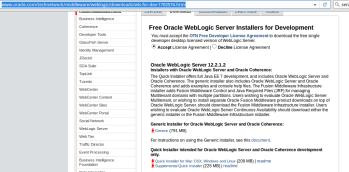 Building a Docker Image for WebLogic 12 2 1 2 MedRec app