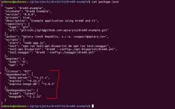 Apiary designed apis tested using dredd redthunder npm install malvernweather Choice Image