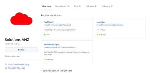 GitHub – RedThunder Blog
