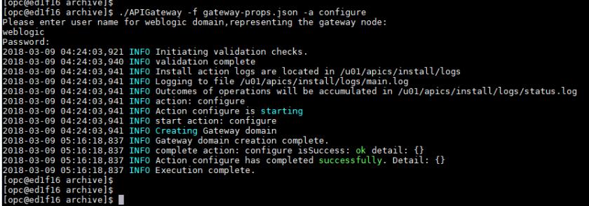 configureAction