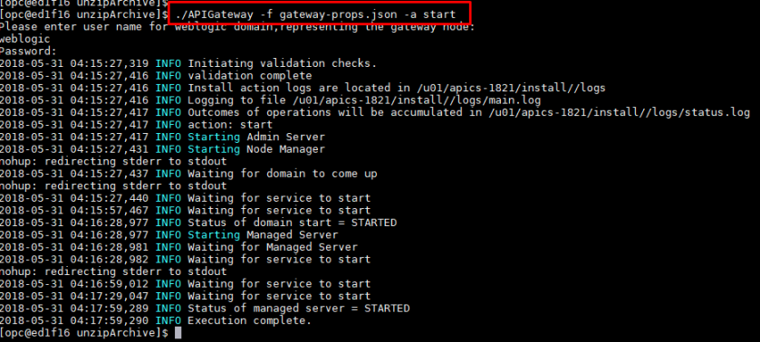 Invoking HTTPS Service Request from Oracle API Platform – RedThunder