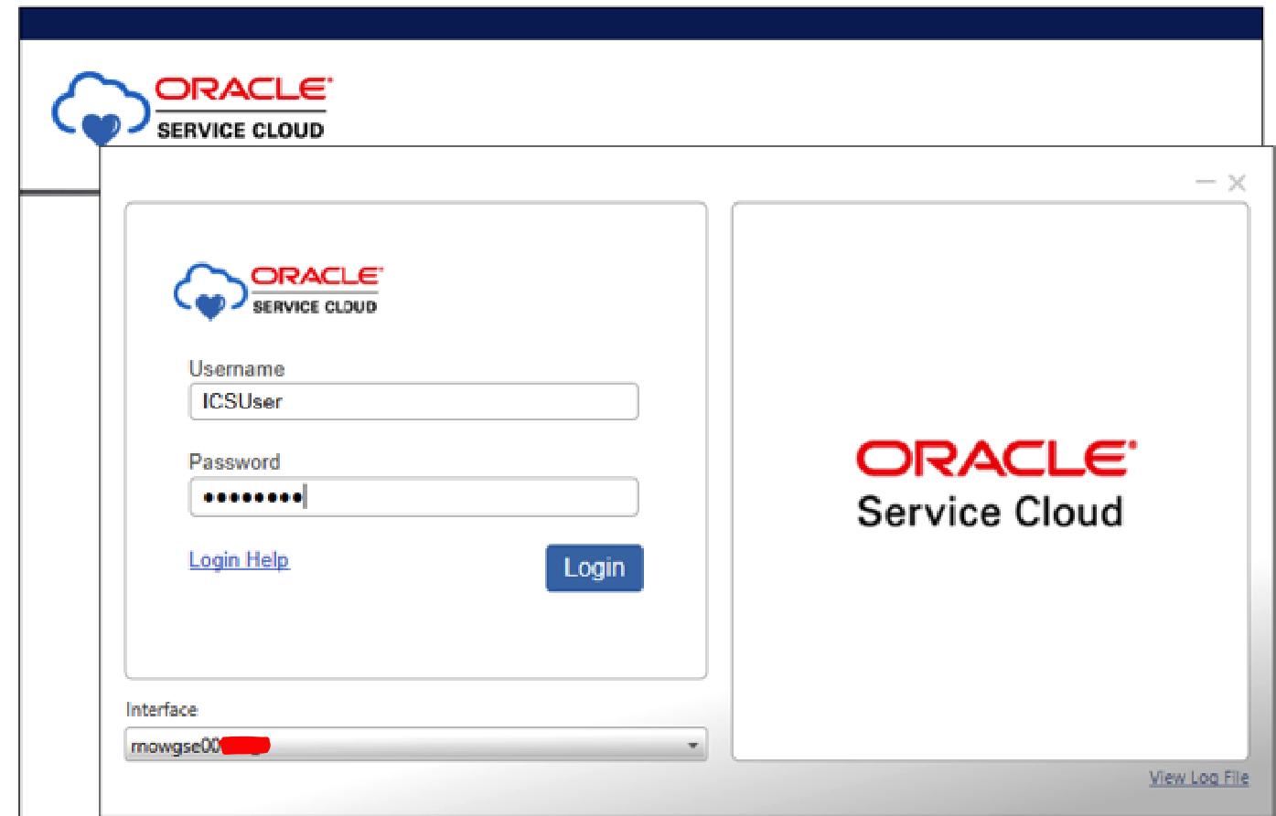 Oracle Service Cloud to Eloqua Contact Create/Update using
